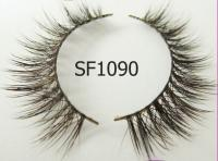 Fox and Sable Fur Strip Eyelash Extension