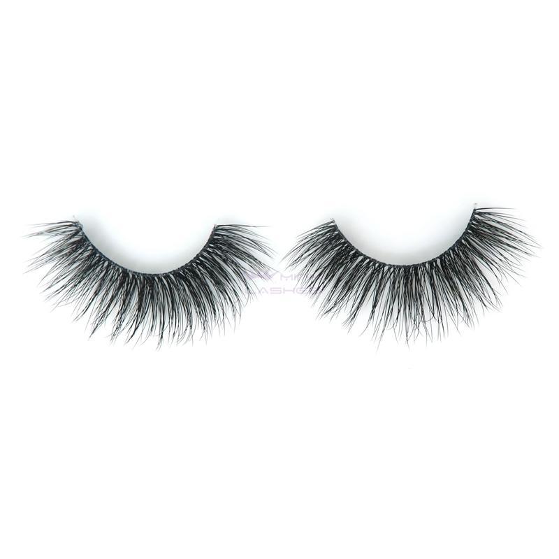 Wholesale Mink Eyelashes Supplier 100 Mink Eyelashes Manufacturer